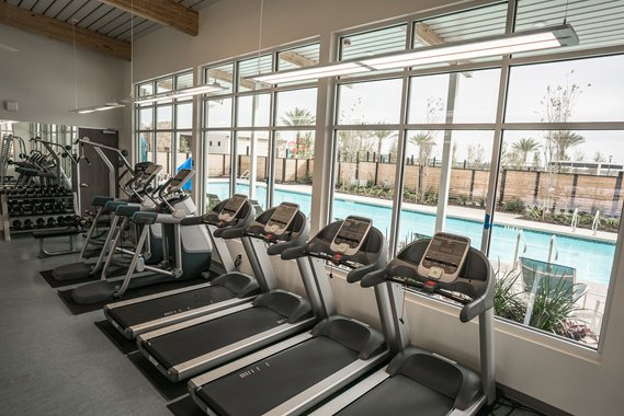 Meridiana Fitness Center and Lap Pool