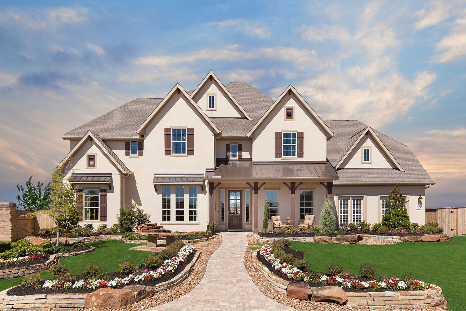 Cinco ranch northwest new homes by coventry homes for Coventry home builders