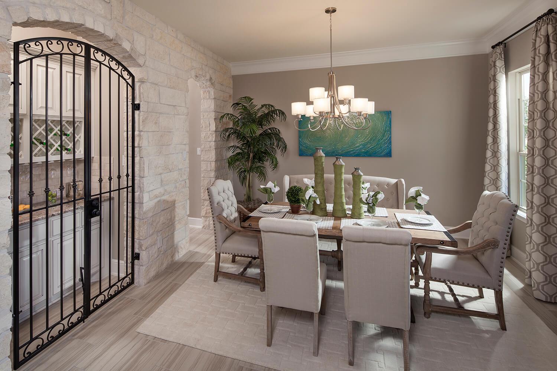 Dining Room - Design 8286