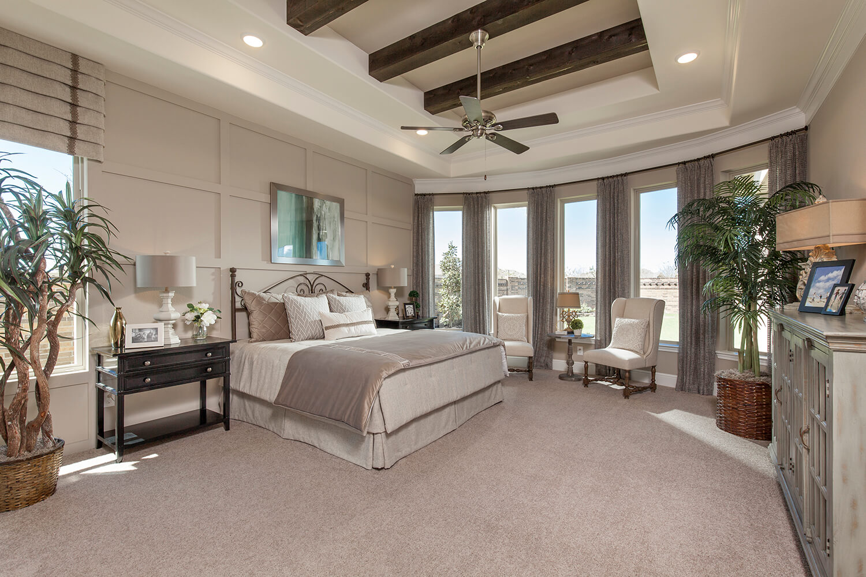 Master Bedroom - Design 8286