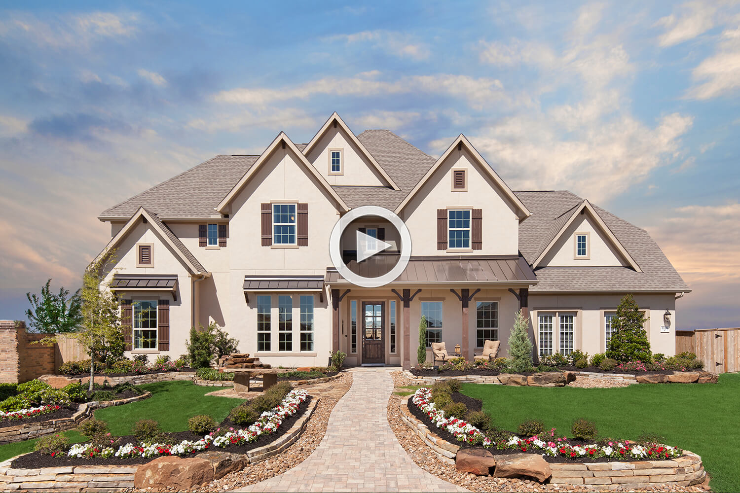 Coventry Homes in Cinco Ranch