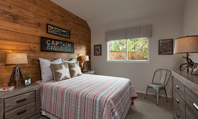 Secondary Bedroom - Celina (4832 Plan)