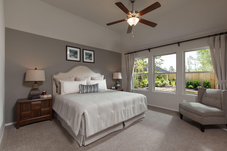 Master Bedroom - Celina (4832 Plan)
