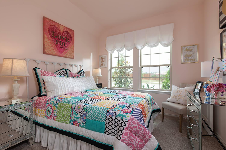 Secondary Bedroom - Celina (4832 Plan)