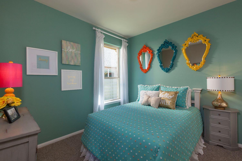 Secondary Bedroom - The Miami III (5961 Plan)