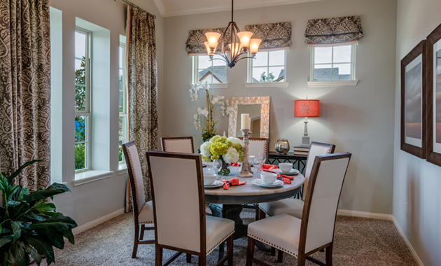 Dining Room - The Kilgore (5391 Plan)