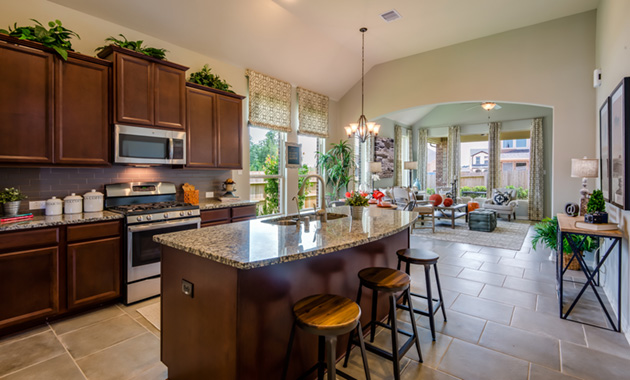 Kitchen - The Kilgore (5391 Plan)