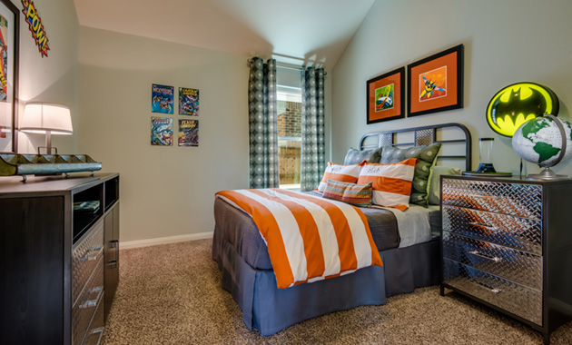 Secondary Bedroom - The Kilgore (5391 Plan)