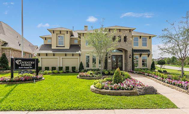 new homes in Pearland