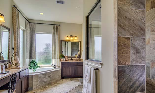 Master Bathroom - Design 7288