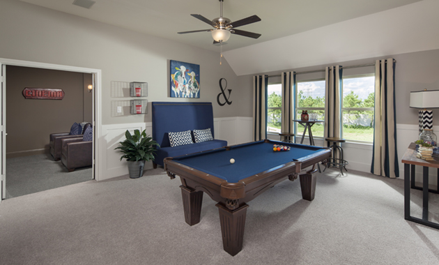 Game Room - Design 6475