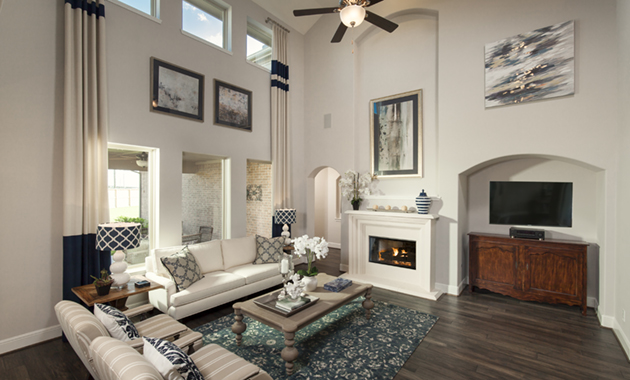 Family Room - Design 6475