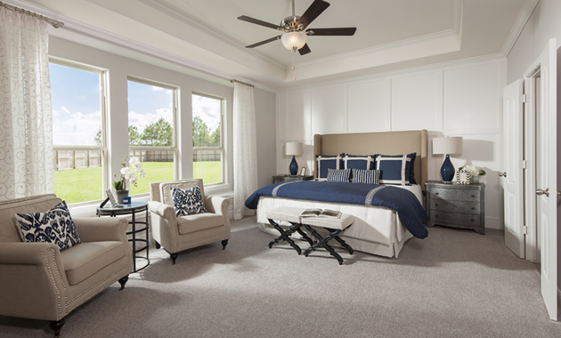 Master Bedroom - Design 6475