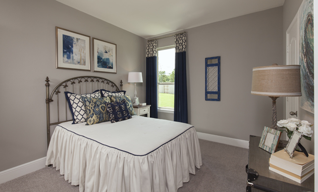 Secondary Bedroom - Design 6475