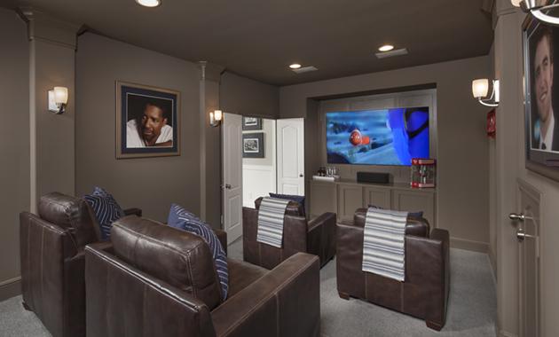 Media Room - Design 6475