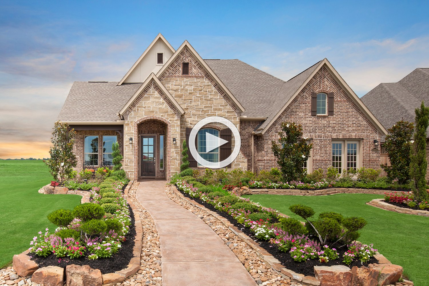 New homes in veranda richmond tx coventry homes for Coventry home builders