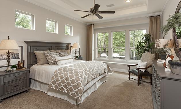 Master Bedroom - Design 7312