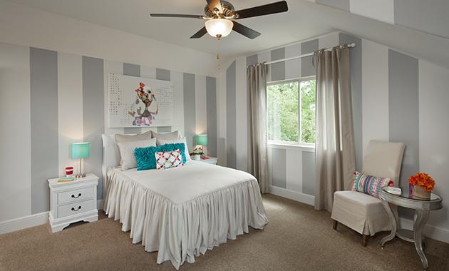 Secondary Bedroom - Design 7312