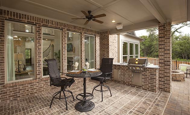 Outdoor Kitchen - Design 7312