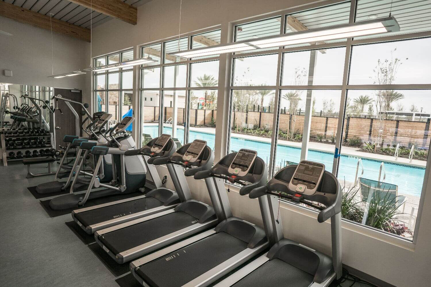 Meridiana - Fitness Center/Lap Pool