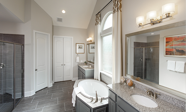 Master Bathroom - Design 7312