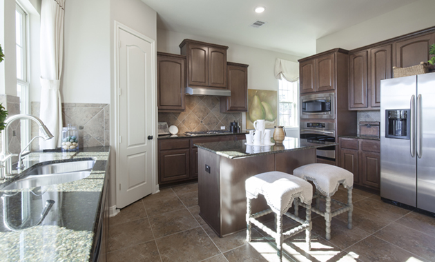 Kitchen - The Corrigan (KH09 Plan)
