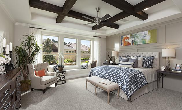 Master Bedroom - Design 6473