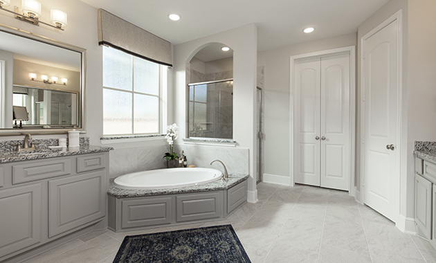 Master Bathroom - Design 6473