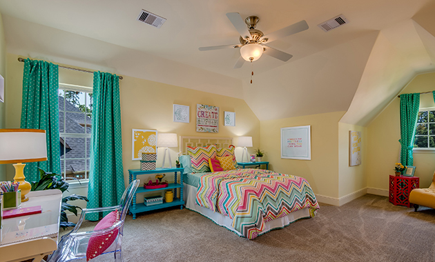 Secondary Bedroom - Design 7297