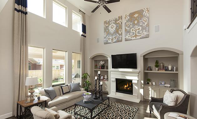 Family Room - Design 6473