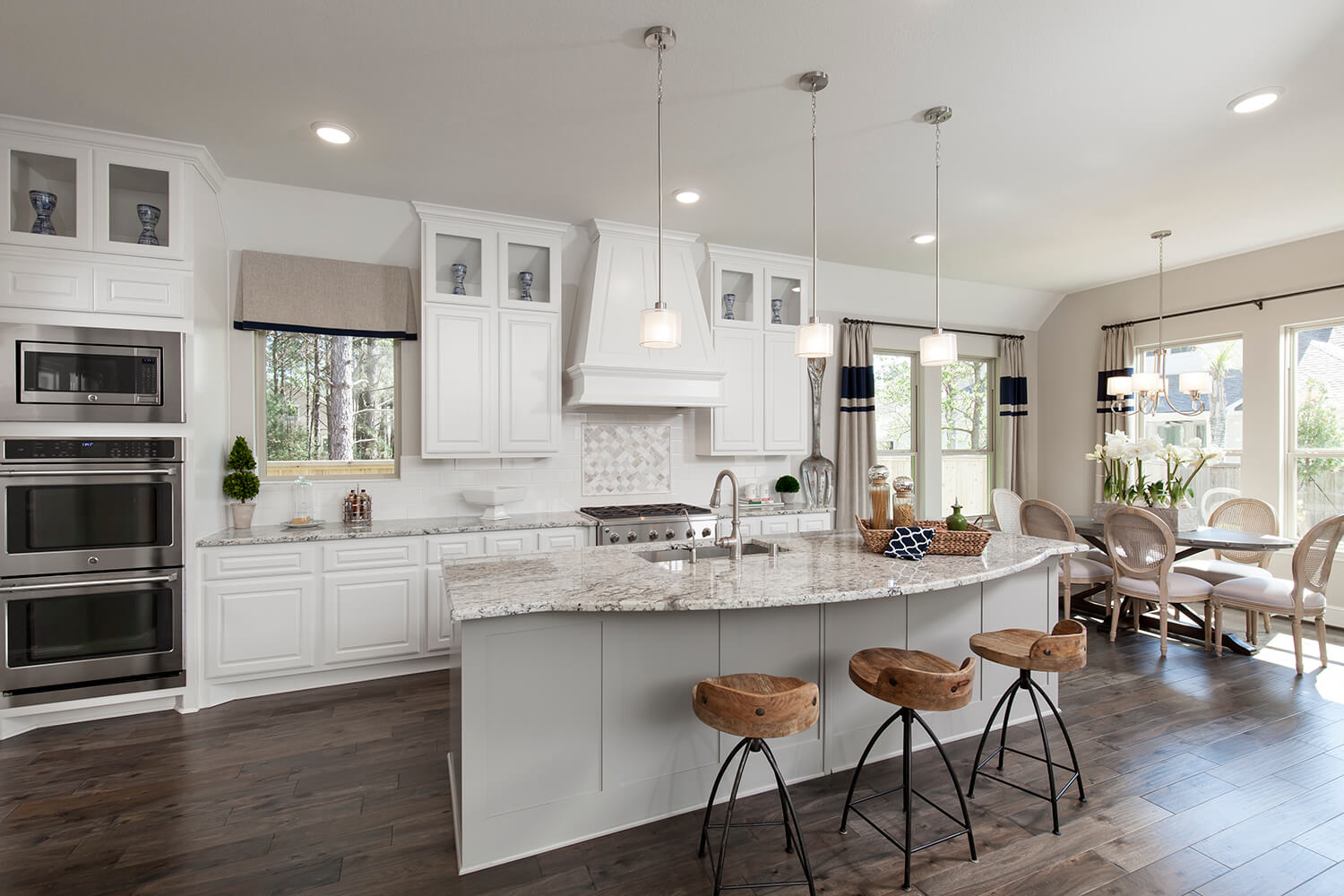 The Woodlands - Liberty Branch|65\' Homesites - Traditional|New Homes ...