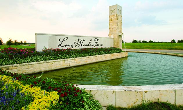 Long Meadow Farms Entrance