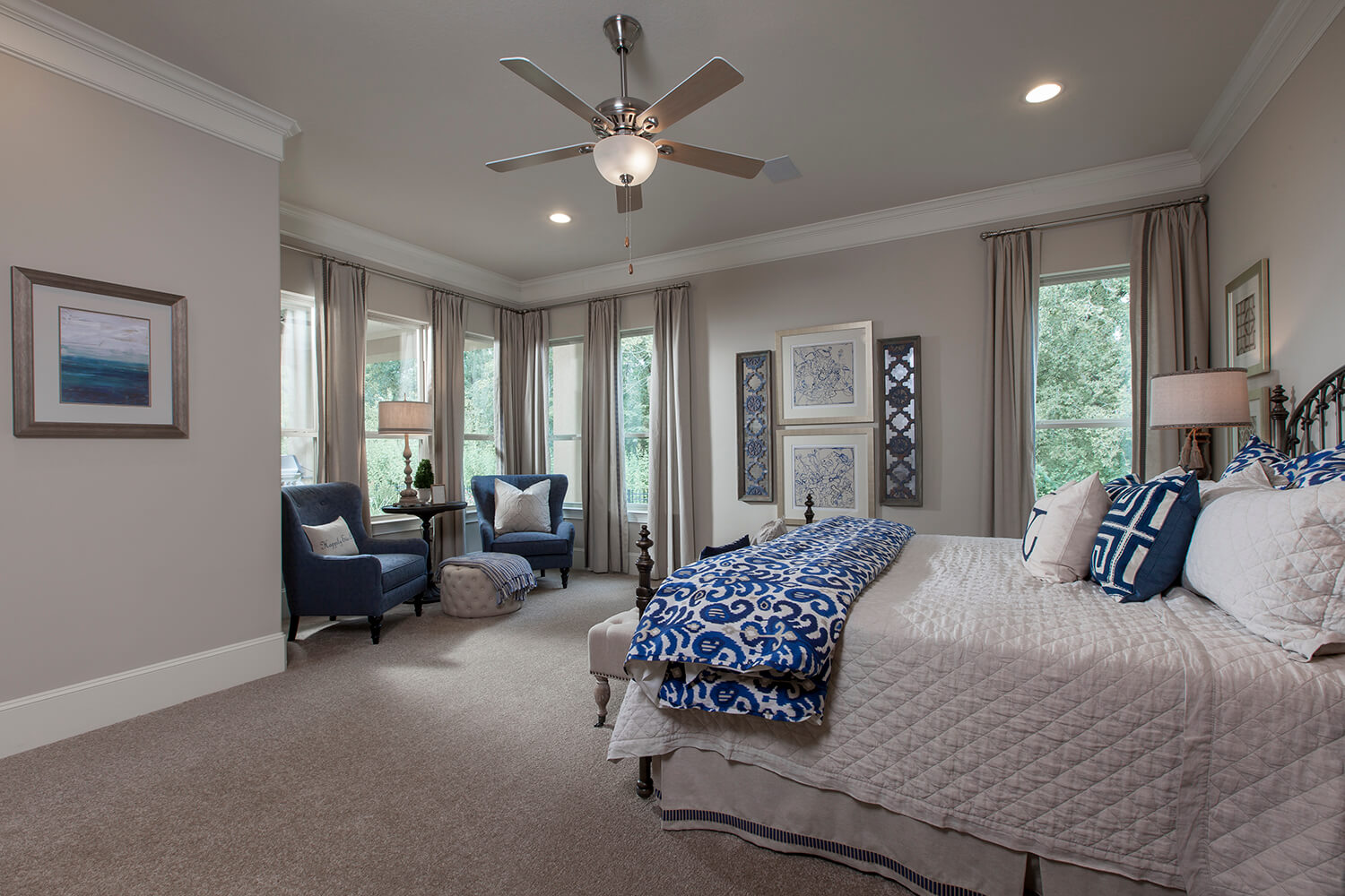 Master Bedroom - Design 8321