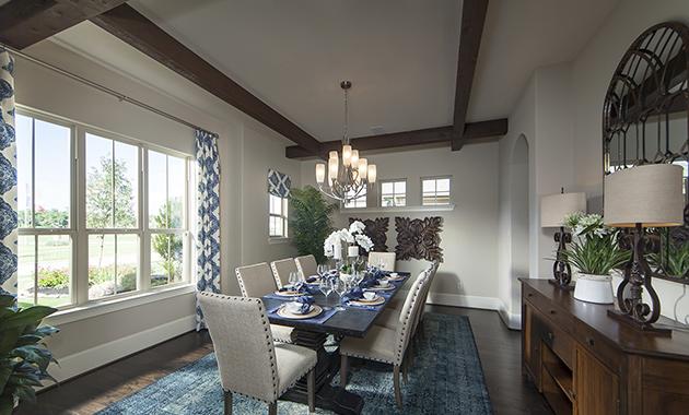 Dining Room - Design 8321