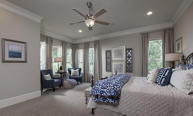 Master Bedroom - Design 8321