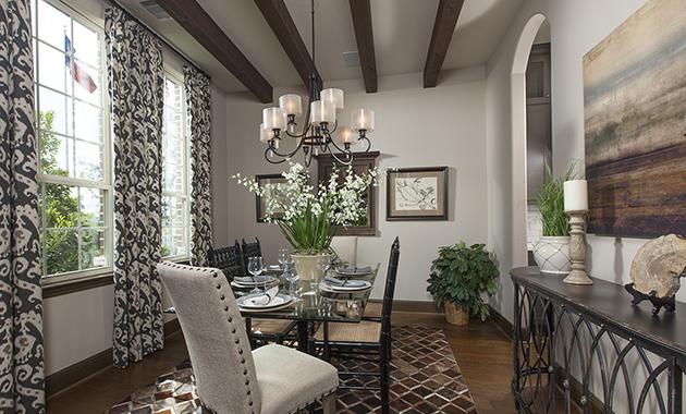 Dining Room - Design 6855
