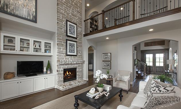 Living Room - Design 6855