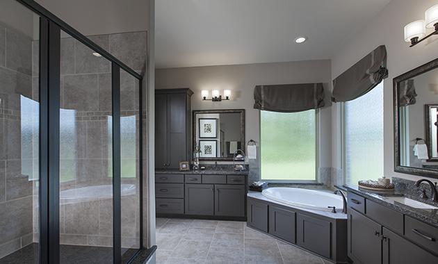 Master Bathroom - Design 6855