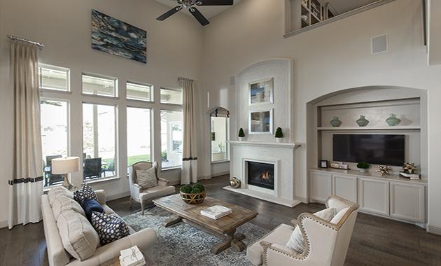 Family Room - Design 8310