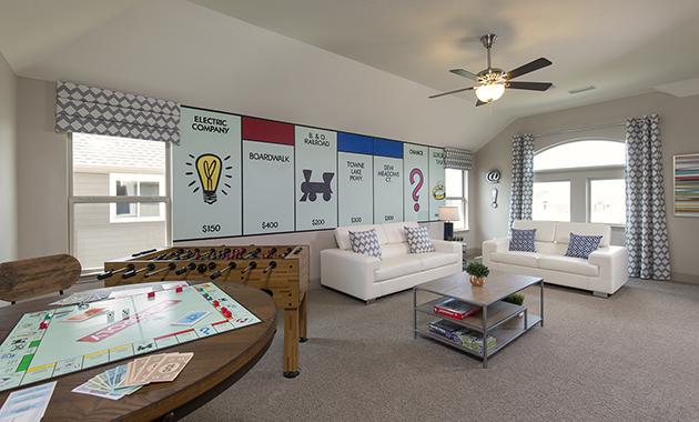 Game Room - Design 8310