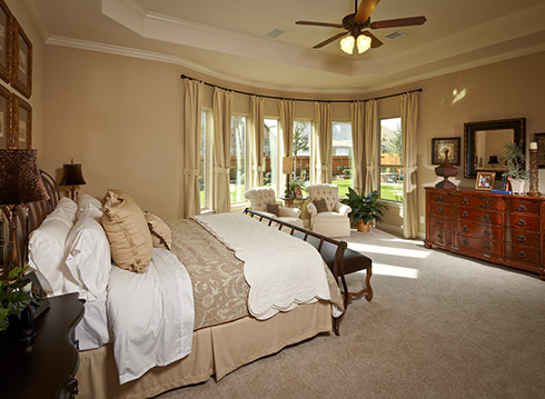 Master Bedroom - Design 8310