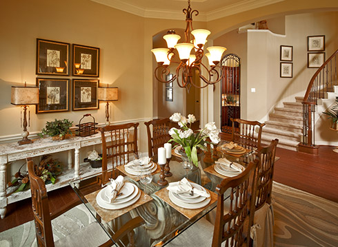 Dining Room - Design 8310