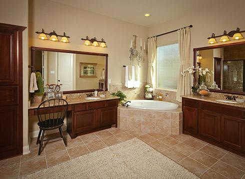 Master Bath - Design 8310