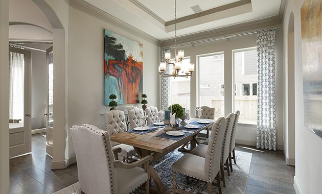 Dining Room - Design 8310