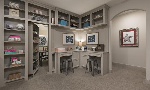 Data Area and Flex Room - Design 8310