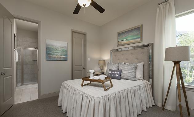 Secondary Bedroom - Design 8310