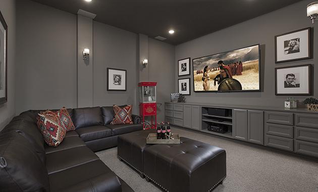 Media Room - Design 8310