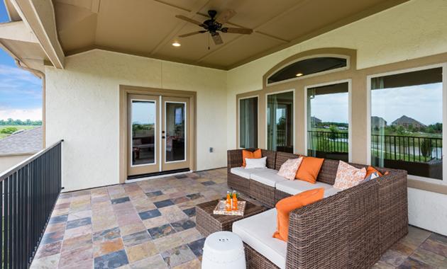 Balcony - Design 7297