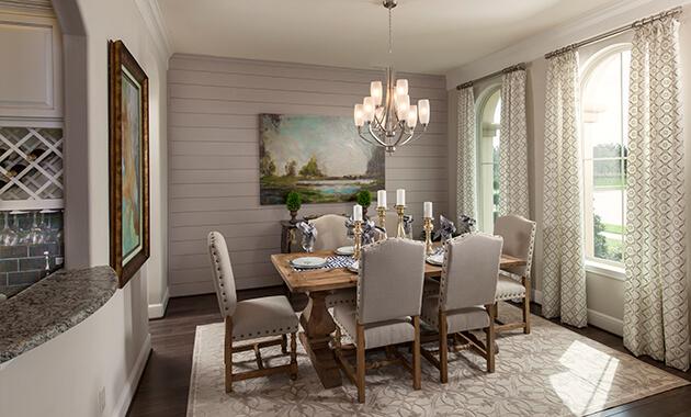 Dining Room - Design 7802