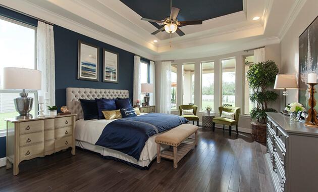 Master Bedroom - Design 7802